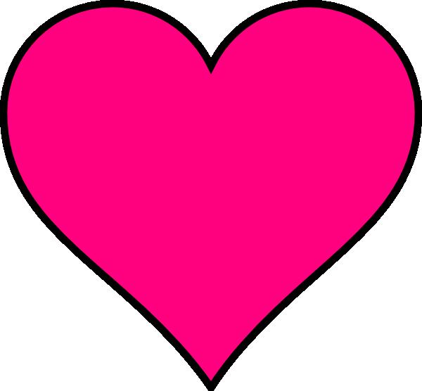 Heart Clipart-Clipartlook.com - Heart Clipart