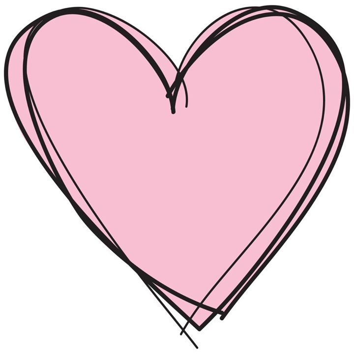 Heart Clipart Black And White-Heart Clipart Black And White-13