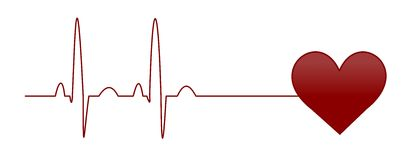 Heart Ekg Stock Illustrations Vectors Clipart 1536 Stock