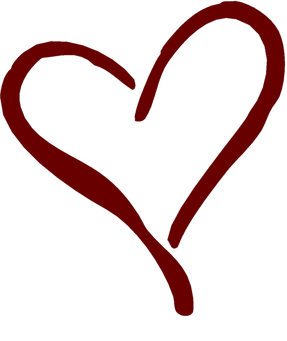 Heart Outline Clip Art Di7exgg4t Jpeg-Heart Outline Clip Art Di7exgg4t Jpeg-16
