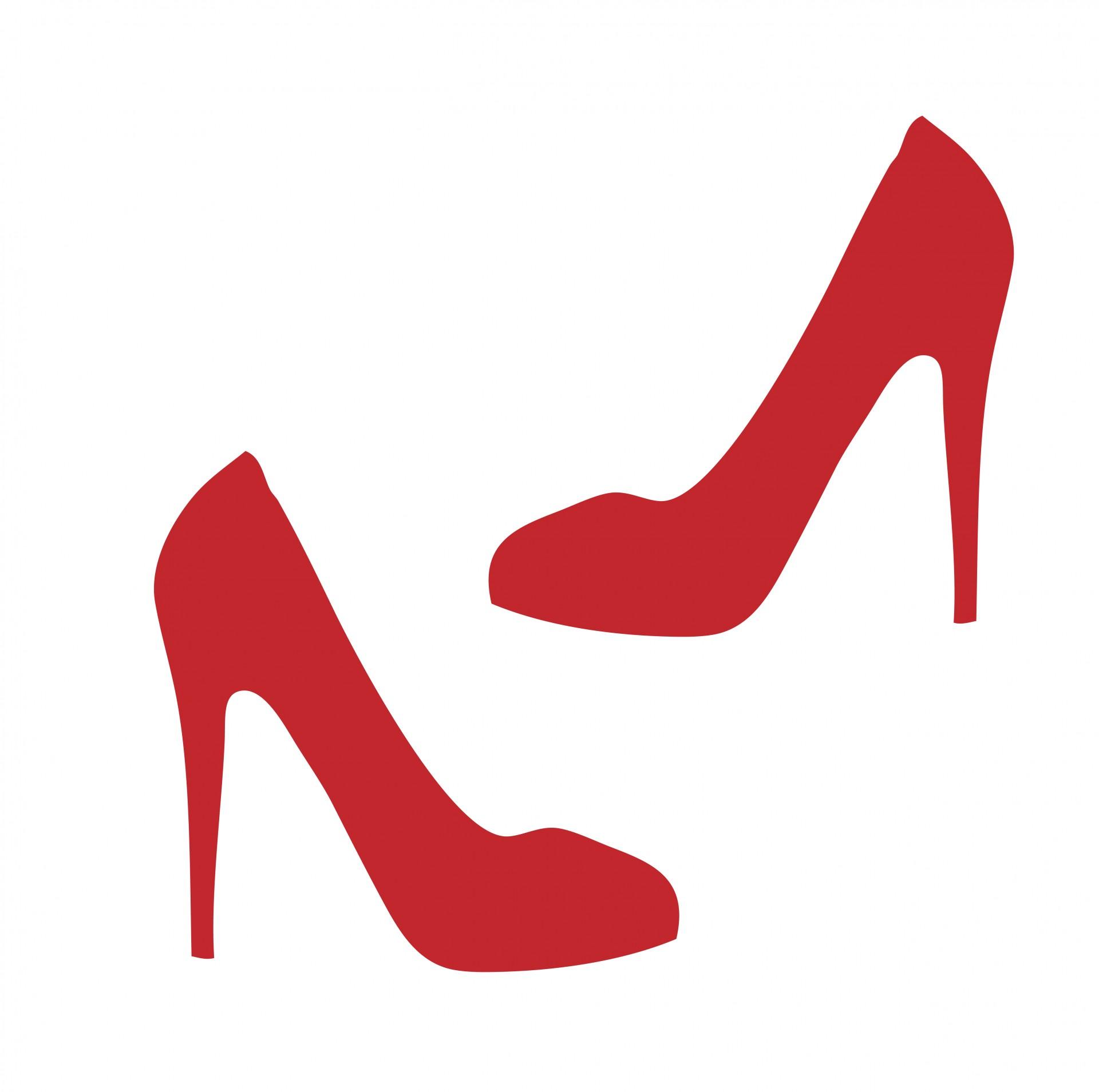 Heels Clipart - Heels Clipart