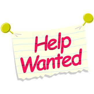 Help Wanted Clip Art - clipartall .