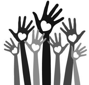 Helping Hands, Background .-Helping hands, Background .-9