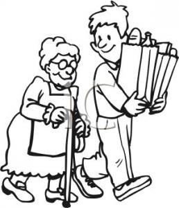 Helping Others Clipart-Helping Others Clipart-7