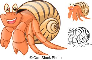 ... Hermit Crab Cartoon - High Quality Hermit Crab Cartoon.