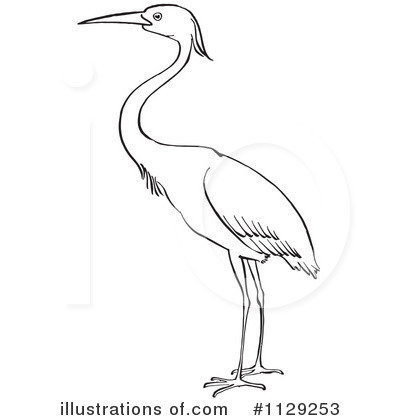 Heron Clipart 1129253 Illustration By Pi-Heron Clipart 1129253 Illustration By Picsburg-6