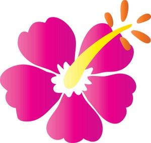 Hibiscus Clipart Image: .