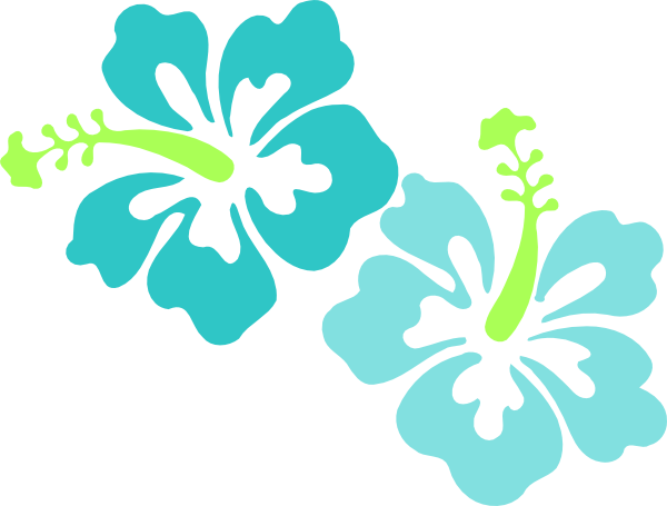 Hibiscus Flower Clipart - Clipart library