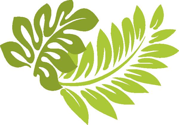 Hibiscus Leaves Clip Art At Clker Com Vector Clip Art Online