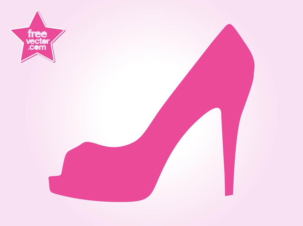 High Heel Shoe Clipart-High heel shoe clipart-8