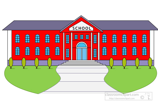 high school building. Size: 90 Kb-high school building. Size: 90 Kb-3