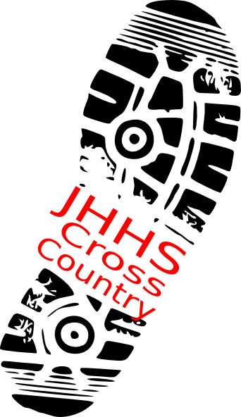 High School Clip Art | Jhhs High School Cross Country clip art - vector clip art
