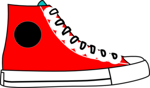 High Top Sneakers Clip Art - ClipartFest-High top sneakers clip art - ClipartFest-5