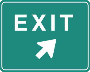 Highway Exit Sign Clip Art .-Highway Exit Sign Clip Art .-15