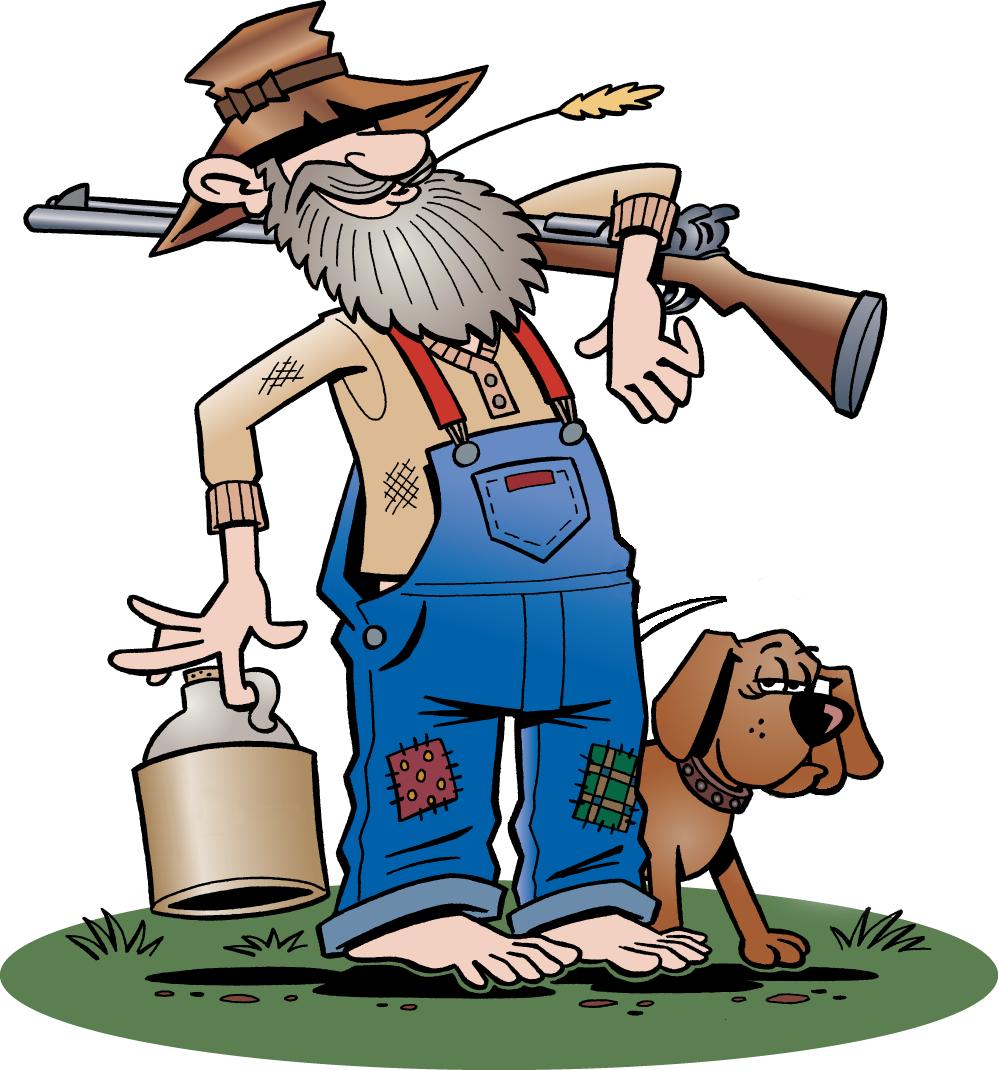 Hillbilly Clipart-hillbilly clipart-5