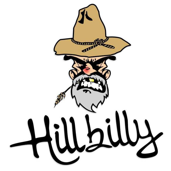 Dancing Hillbilly Stock Image
