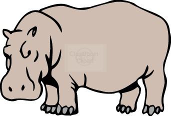 Hippo Clipart Hippopotamus 33 Classroom Clipart