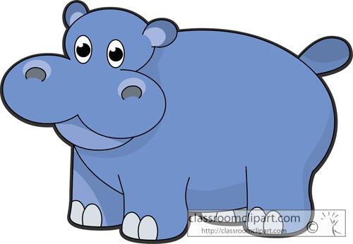 hippopotamus clipart -hippopotamus clipart -4