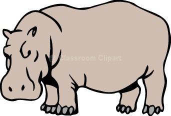 hippopotamus clipart hippopotamus clipart #4