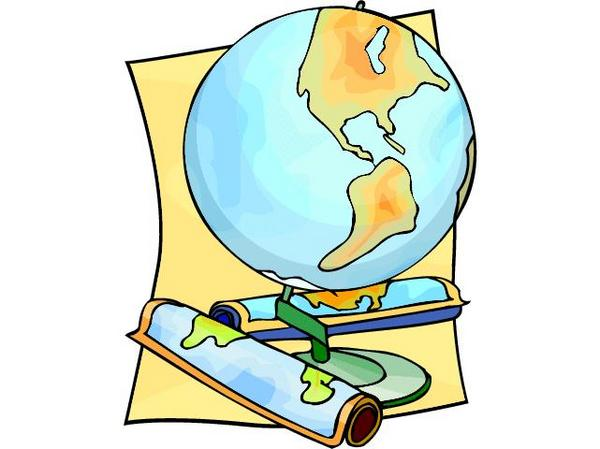 History Clip Art Globe Clip A - World History Clip Art