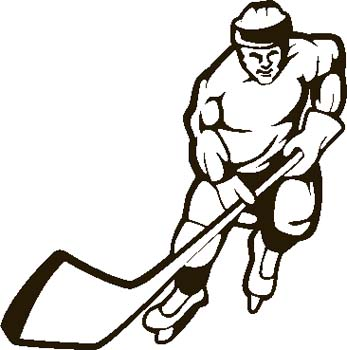 Hockey clip art images free clipart images