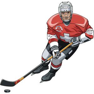Hockey Player Image-Hockey Player Image-1
