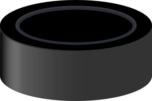 Hockey Puck Clip Art At Clker - Hockey Puck Clipart