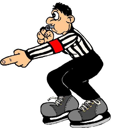 Hockey Referee Clipart-Hockey Referee Clipart-17