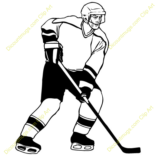 Hockey Shot Clipart Hockey Player Helmet-Hockey Shot Clipart Hockey Player Helmet Mask-4