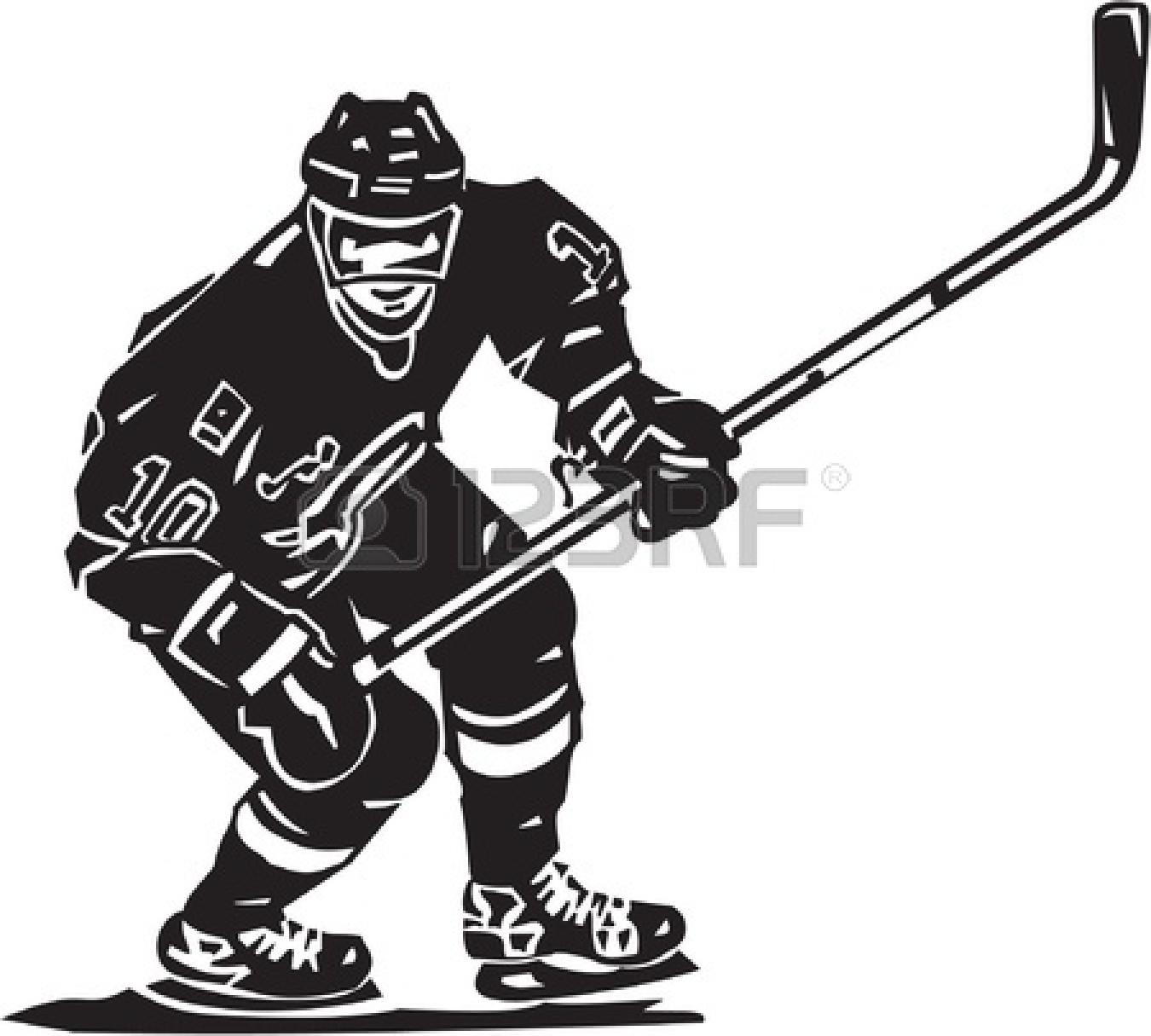 Hockey Stick Clipart Black And White Cli-Hockey Stick Clipart Black And White Clipart Panda Free Clipart-11