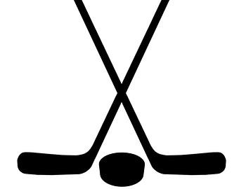 ... Hockey Sticks Clipart - clipartall ...