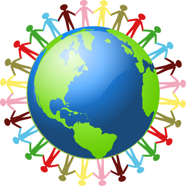 Holding Hands Around The World Clipart P-Holding Hands Around The World Clipart Panda Free Clipart Images-14