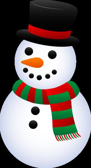 Holiday Snowman Clip Art-holiday snowman clip art-14