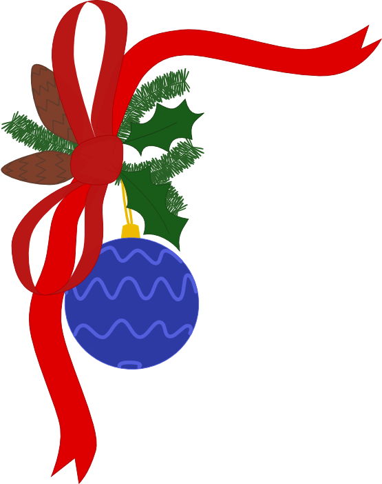 holiday thank you clip art