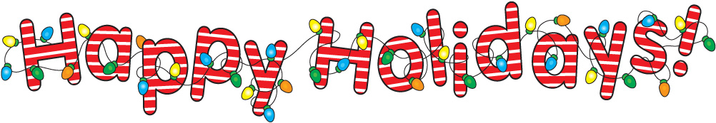 Holiday clip art 2