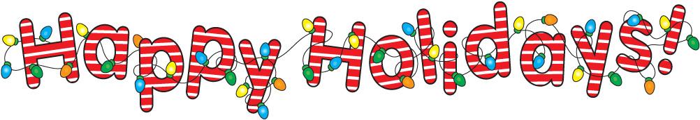 Holiday clip art 2