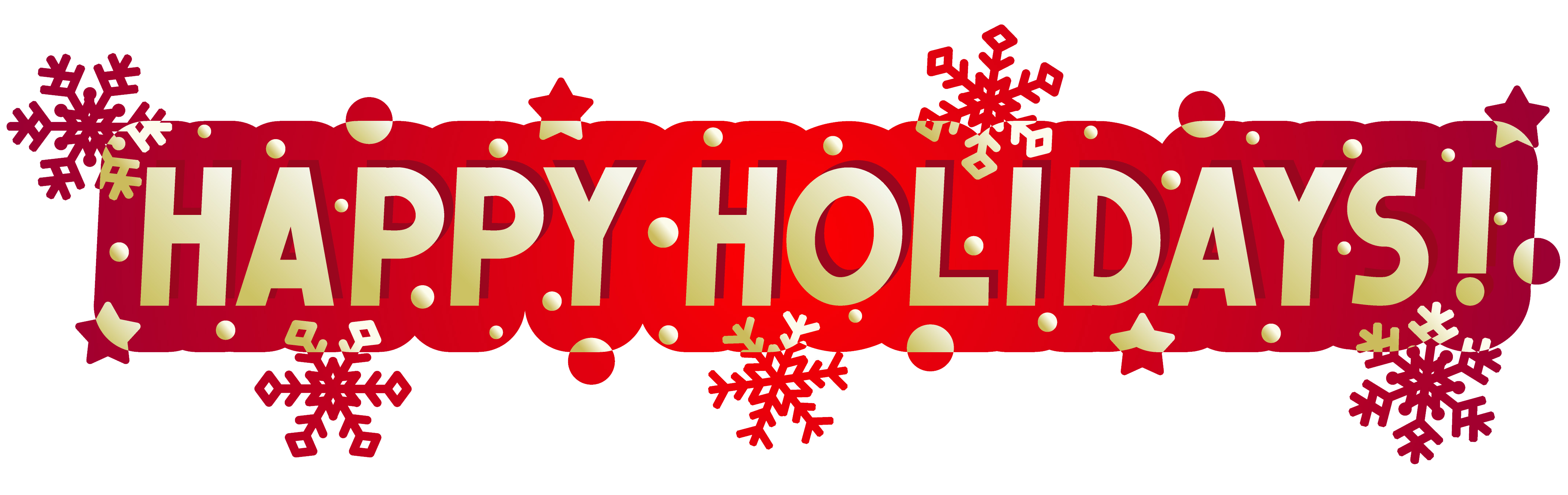 Holiday Clip Art For Kids Free. Facebook ... Happy holidays .