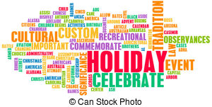 . ClipartLook.com Holiday - Going on Hol-. ClipartLook.com Holiday - Going on Holidays or a Public Holiday as Concept-11