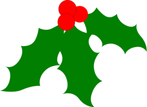 Holly Berry Clip Art