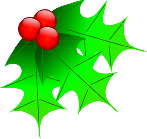 Holly berry free clip art