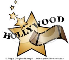 hollywood clip art - Google Search