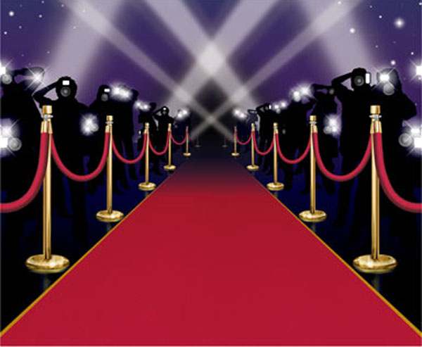 Hollywood Red Carpet Clipart-Hollywood Red Carpet Clipart-8