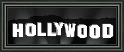 hollywood sign clipart - Google Search