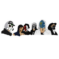Hollywood Undead Transparent PNG Image