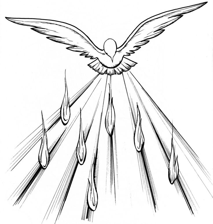 Holy spirit, Clip art and .