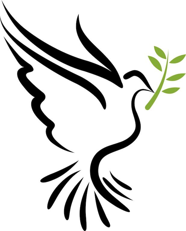 Holy Spirit Dove .