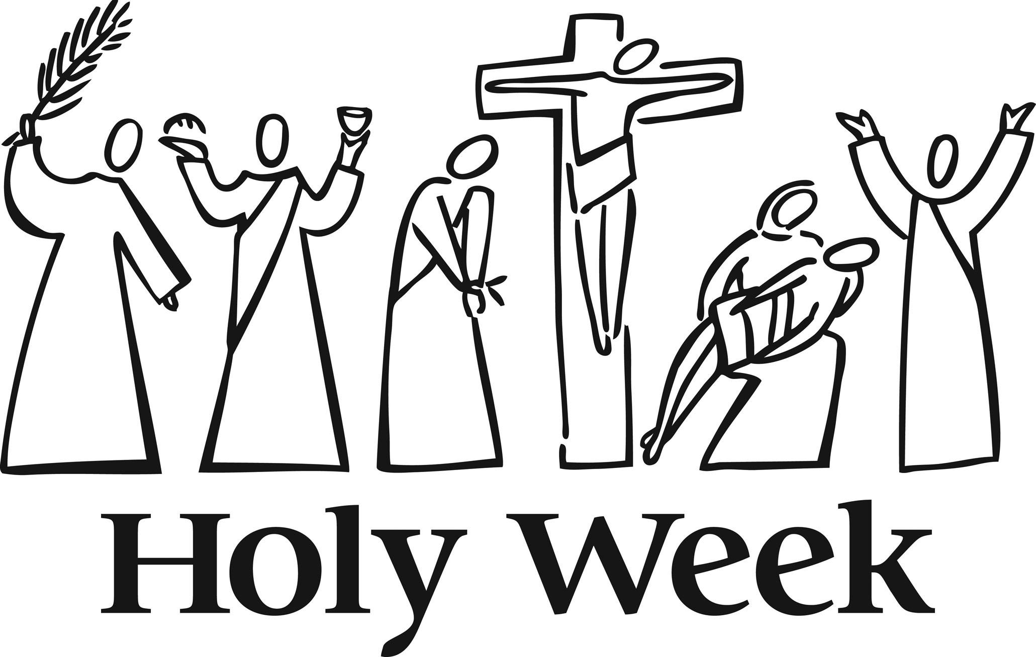 Holy Week Clip Art · holy_9038