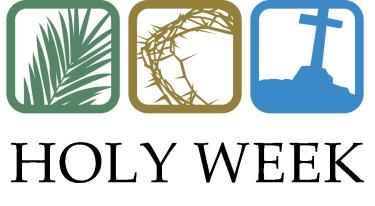 ... Holy week clipart images ...