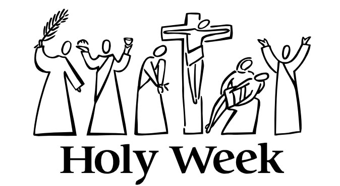 Holy Week Clipart Picture