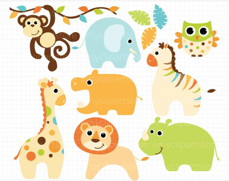 Home Animals Bugs Clip Art Baby Animals Boy